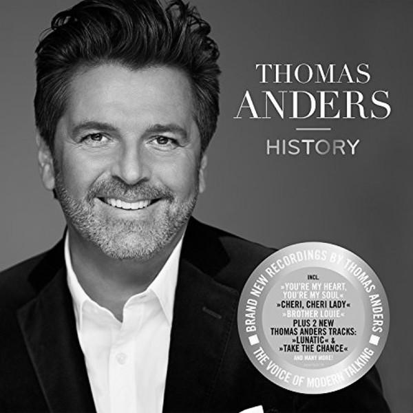Thomas Anders - History (2016)