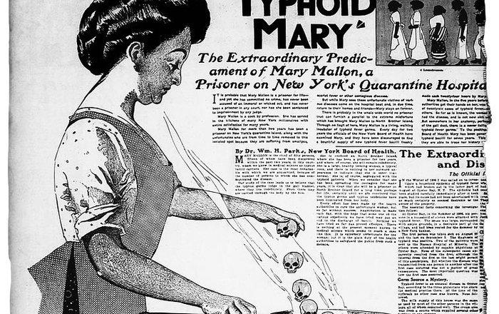 Смертельная кухня Тифозной Мэри