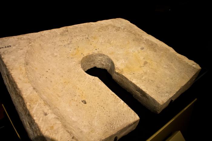 Древнеегипетская плита из известняка./Фото: www.onlygossip.net